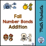 Fall Number Bonds - Addition