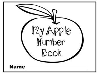 Fall Number Books 0-20