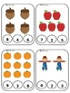 Fall Number Counting Cards (1-20)