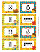 Fall Number Match Activity