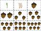 Fall Number Matching - Math Center