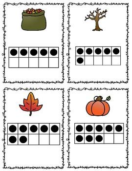 Fall Number Memory