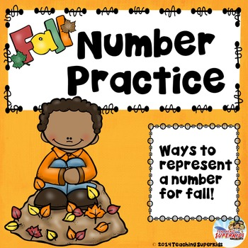 Fall Number Recognition