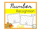 Fall Number Recognition 0-10