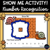 Fall Number Recognition to 120 Activities