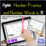 Fall Number Sense Activities for Seesaw Distance Learning