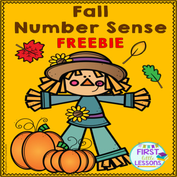 Fall Number Sense FREEBIE