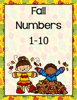 Fall Numbers 1-10