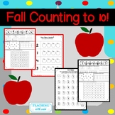 Fall Numbers to 10