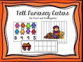 Fall Numeracy Centers