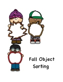 Fall Object Sorting