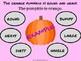 Fall Objects Descriptive Fun Adjectives Language Lesson Teletherapy NO PRINT