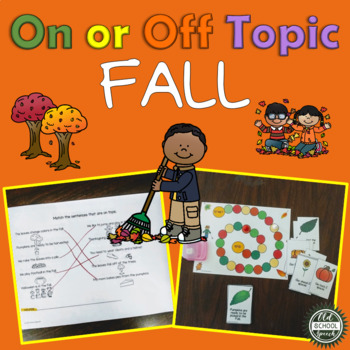 Fall On/Off Topic: Full Version