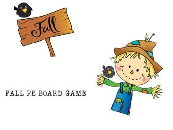 Fall PE Board Game