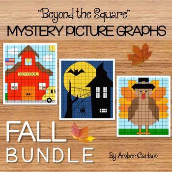 Fall Pack! {Beyond The Square-Mystery Picture Graphs}