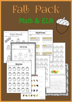 Fall Pack - Math & ELA
