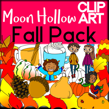 Fall Pack - Moon Hollow Clip Art