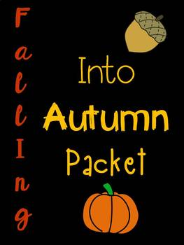 Fall Packet