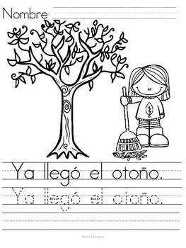 Fall Packet (Spanish)