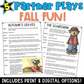 Fall Partner Plays