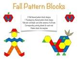 Fall Pattern Blocks