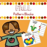 Fall Pattern Blocks Mats