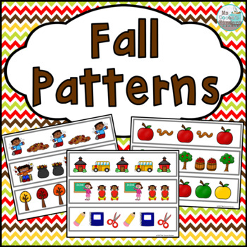 Fall Pattern Center
