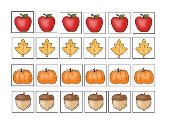 Fall Pattern Fun