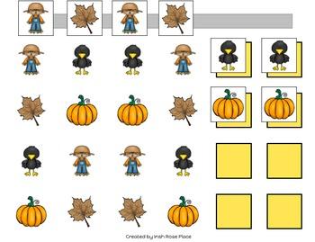 Fall Pattern Mats