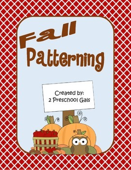 Fall Patterning