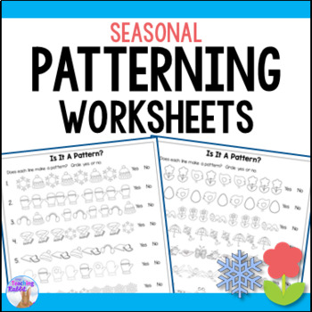 Patterning Worksheets
