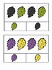 Fall Patterns Clip Cards