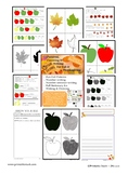 Fall Patterns, Counting & Writing