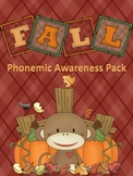 Fall Phonemic Awareness