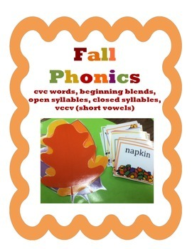 Fall Phonics