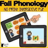 Fall Phonology No Print