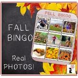 Fall Bingo - Real Photos!