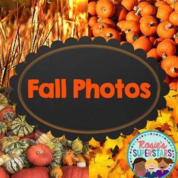 Fall Photos Freebie