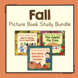 Fall Picture Book Study Bundle