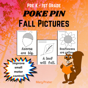Fall Pictures to Paint and Read