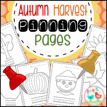 Fall Pinning Pages