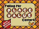 Fall Place Value Centers