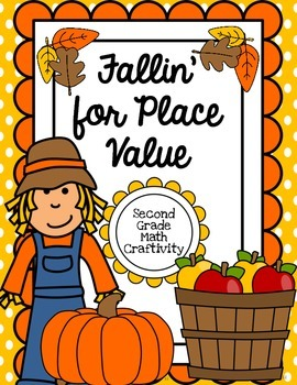 Fall Place Value Craftivity