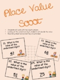 Fall Place Value Scoot