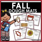 Fall Play Dough Mats Activities