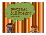 2nd Grade Poetry (Fall)