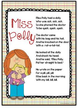 Literacy Posters * Fall Poetry Collection for Early Readers * 16 poems * CCSS