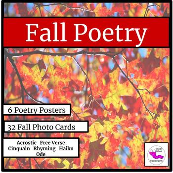 Fall Poetry Unit Using Photographs