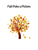 Fall Poke a Picture