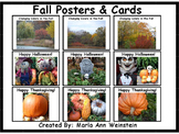 Fall Posters & Cards